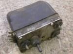 Ablaktörlő motor 24V, bontott, IFA L60