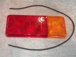 Hátsó lámpabúra, német, jobb - IFA W50-L60