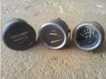 Vízhőmérő óra elektromos, bontott, IFA L60